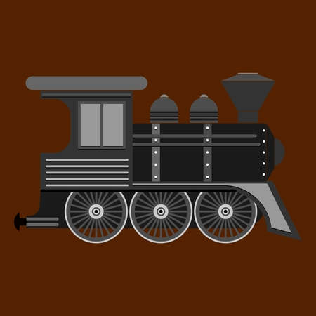 steam locomotive: Steam Locomotive Train