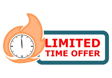 limited time: Limited Time Offer