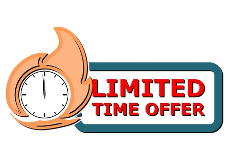 limited: Limited Time Offer