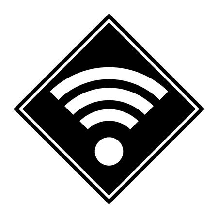 wireless hot spot: Wireless wifi icon