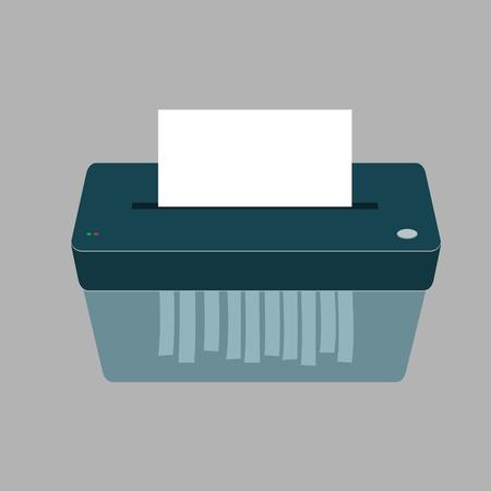 shredder: Paper Shredder Machine