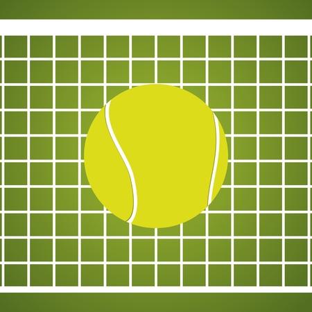nets: Tennis balls and nets