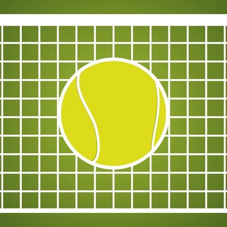 nets: Tennis design balls and nets