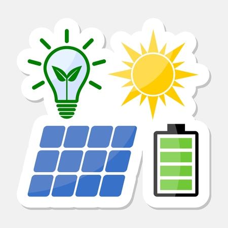 perimeter: Solar energy design
