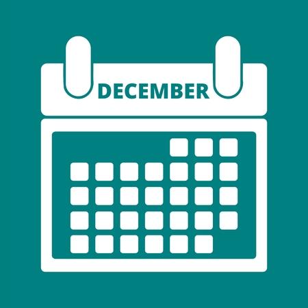 calendario diciembre: Calendario diciembre