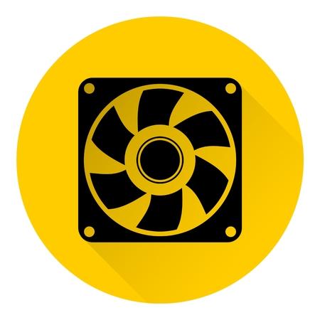 airscrew: Exhaust fan icon