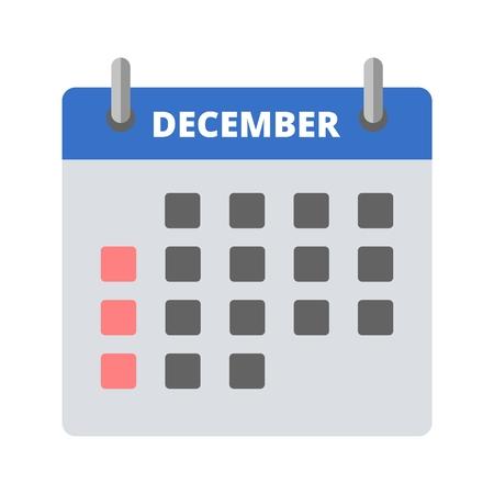 december: Calendar December