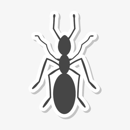 pismire: Ant stickers
