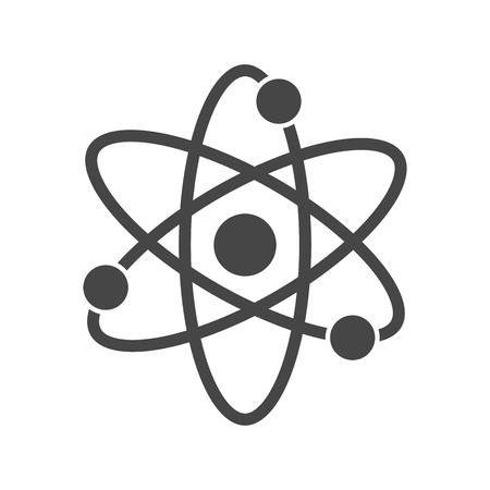 Atom-Symbol Standard-Bild - 53114913