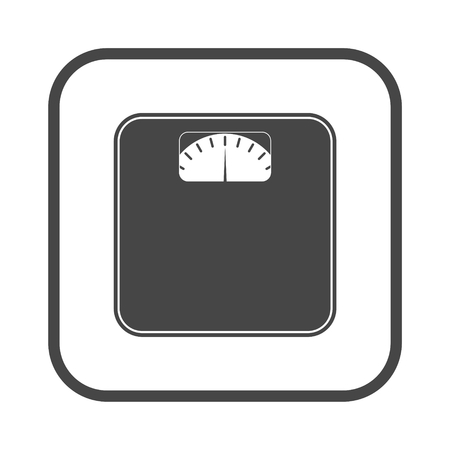 analog weight scale: Bathroom scale