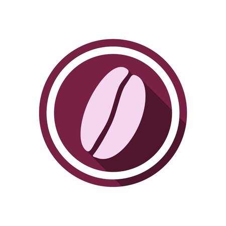 expresso: Coffee beans symbols