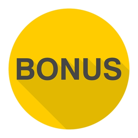 shiny buttons: bonus, icon, buttons, sign, gold, isolated, sell, buy, retail, business, blank, shipping, yellow, vector, glossy, symbol, internet, bargain, star, service, discount, clean, element, marketing, illustration buy, price, label, illustration, sale, shiny, fra