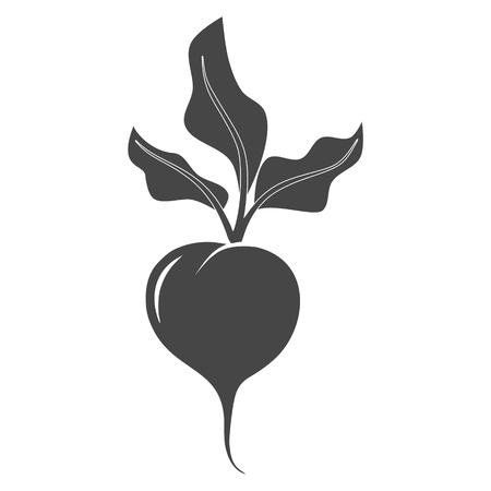 Sugar beet icon Zdjęcie Seryjne - 54384038
