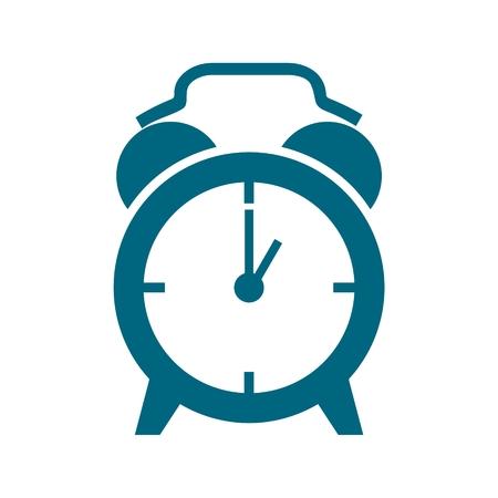 Réveil icône Banque d'images - 54427736