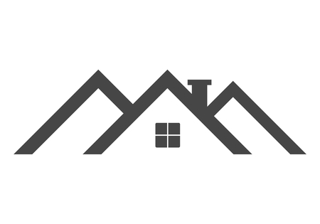 rooftop: Rooftop logo for design