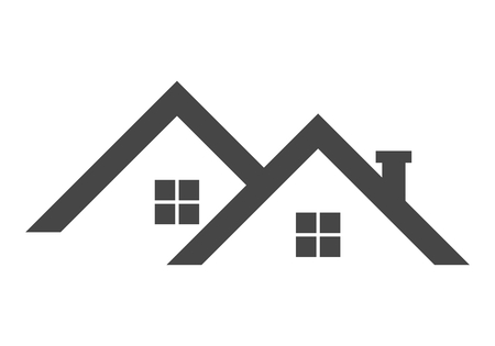 Rooftop logo for design