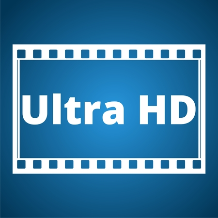 hd: Ultra HD icon