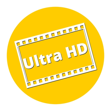 ultra: Ultra HD icon
