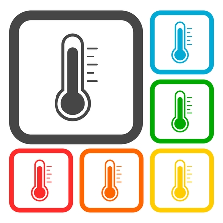 accuracy: icon, celsius, isolated, cold, warm, volumetric, spring, view, vector, temperature, sign, symbol, measurement, summer, graphic, element, drawing, technology, scale, diagnostic, shape, equipment, season, accuracy, illustration, object, front, degree, measu