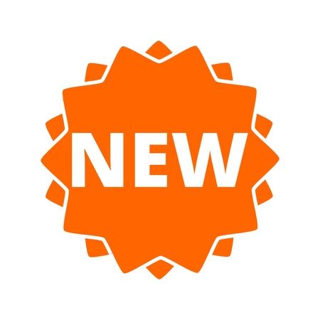 New button sign icon Stock Illustratie