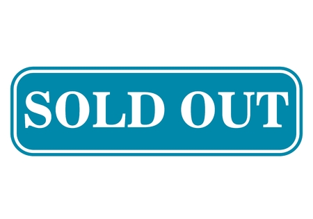 shopsign: Sold out sign, icon