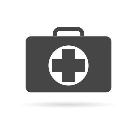 first aid box: First aid box icon