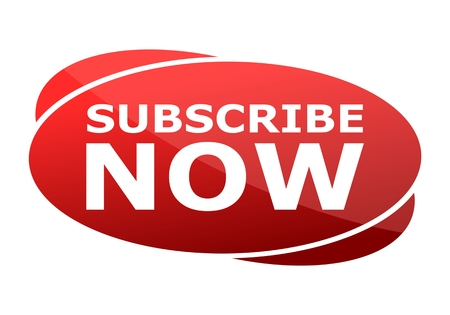 precedency: Subscribe Now red sign Illustration