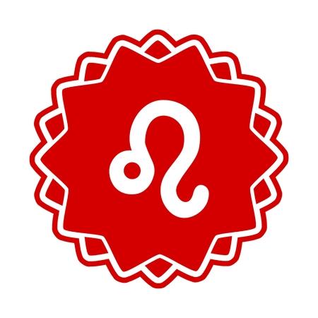 zodiak: Zodiac sign Leo