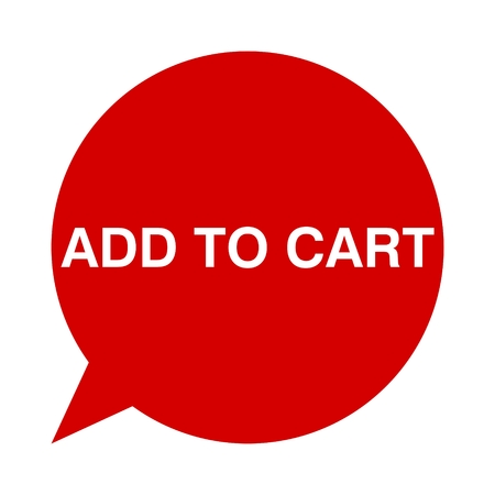add to cart: Speech Bubbles add to cart Illustration