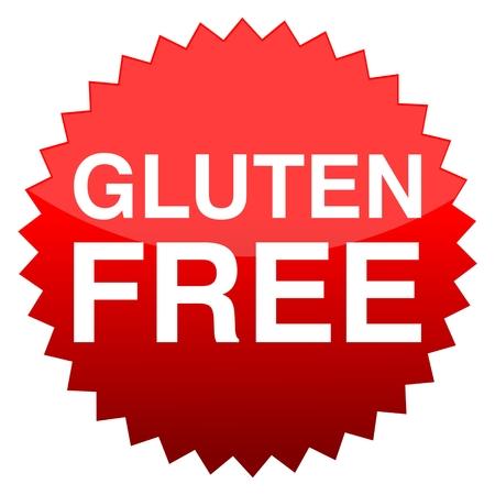 Tasto rosso senza glutine