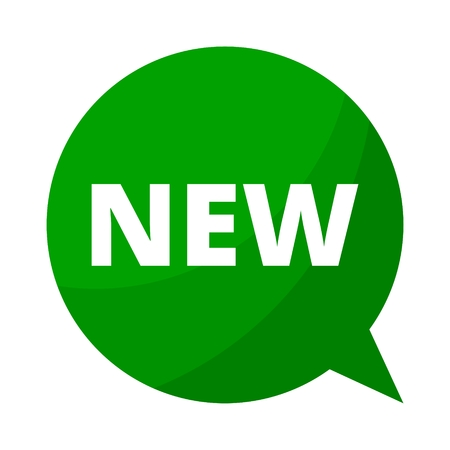 zonk: Green Speech Bubble new