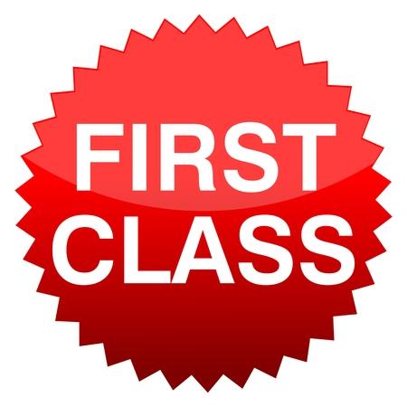 first in class: Red button first class