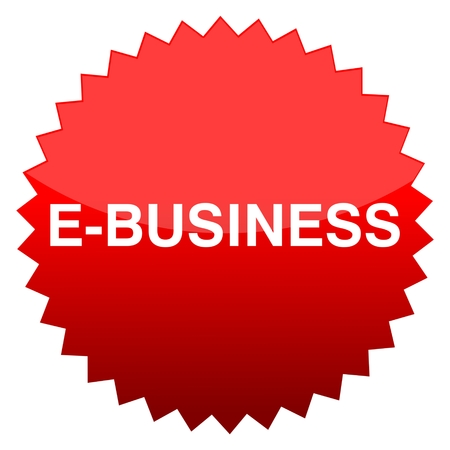 Red button e-business