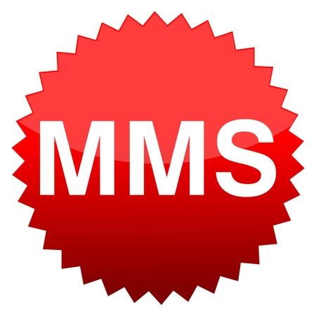 mms: Red button mms