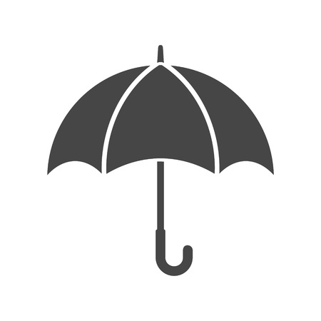 brolly: Umbrella icon