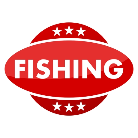 noone: Red button with stars fishing