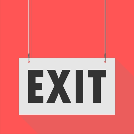 deploy: Hanging Sign exit