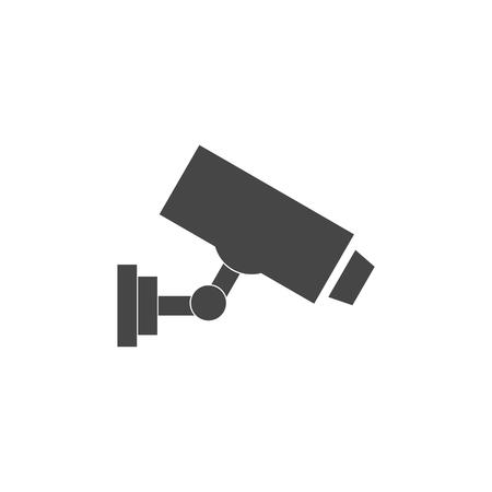 Bewakingscamera icon Vector Illustratie