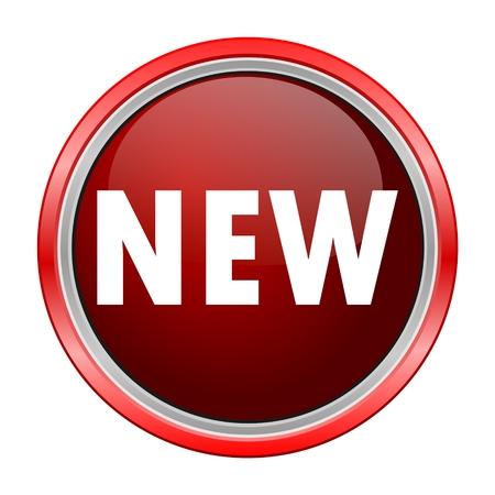 zonk: New round metallic red button