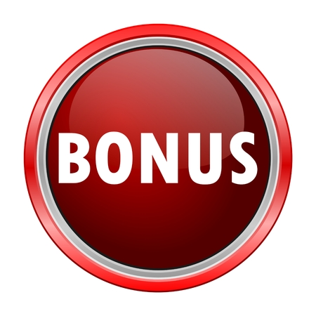 bonus: Bonus round metallic red button
