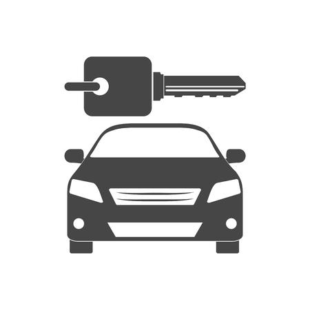Rent a Car Transportation design