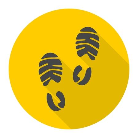 authenticate: Footprint sport shoe