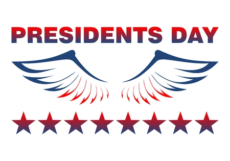 president day: President day background Illustration