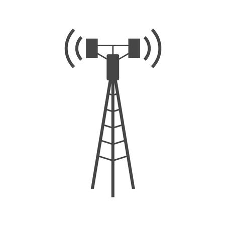 Communicatie antennetoren icon