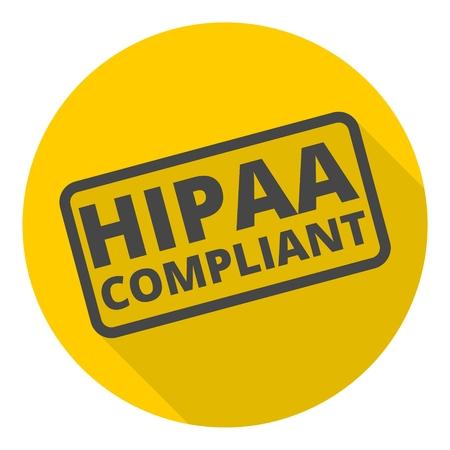 protected: HIPAA badge