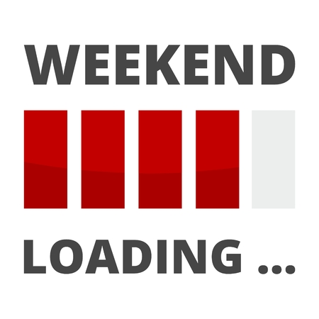 weekend: Weekend Loading icon