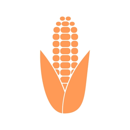 sweetcorn: Corn symbol icon