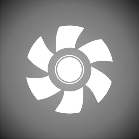 exhaust fan: Exhaust fan icon