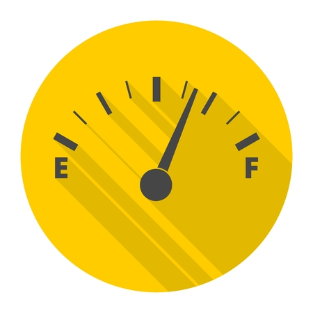 dependency: Gas tank illustration