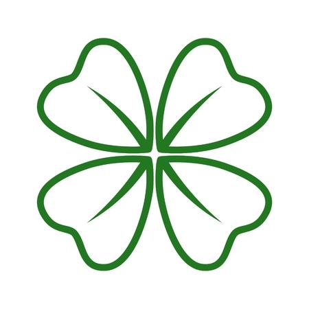 four leaf: Four Leaf Clover icon